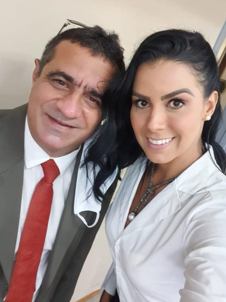 Drs. George Veras e Dina Emmanuelli foram indicados pelo SAFERN